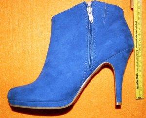 Blaue Tamaris Stiefeletten