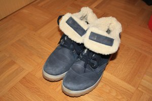 Tamaris Boots neon blue