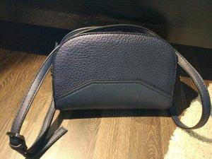 Blaue Tasche von MANGO