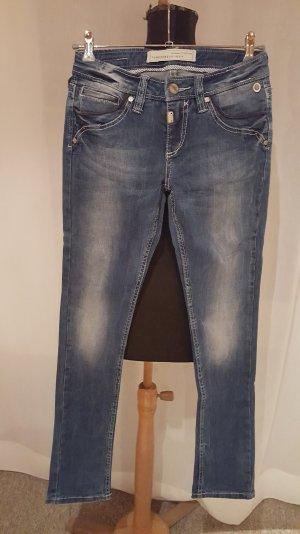blaue Timezone Jeans 25/32