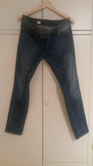 blaue Tommy Hilfiger Jeans Slim Fit