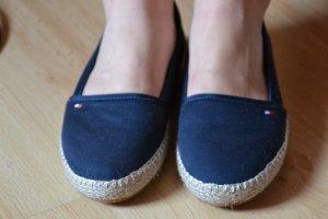 blaue Tommy Hilfiger Schuhe (Espadrilles)
