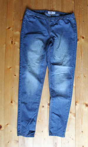 Blaue Treggings Jeggings, Gr. 38 - NEU!