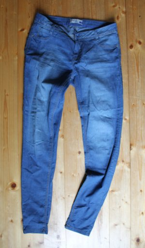 Blaue Treggings Jeggings, Gr. 42 - NEU!