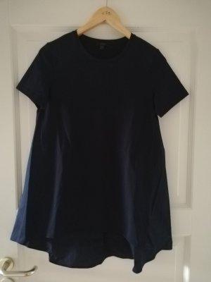 COS Tunic dark blue