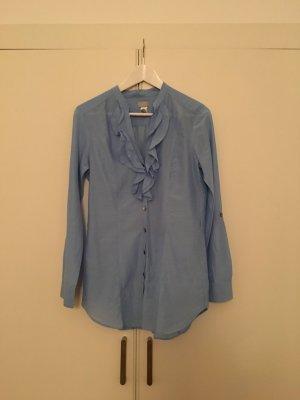Blaue Tunika von H&M Gr. 36