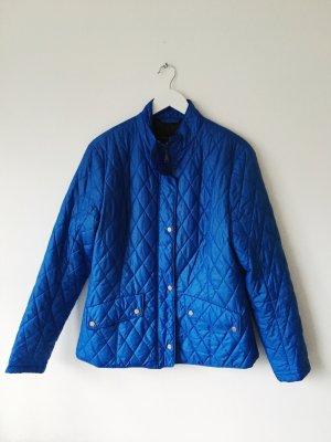Franco Callegari Gewatteerd jack neon blauw-blauw