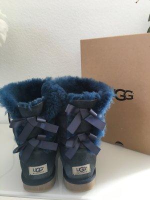 Blaue Ugg Boots - 39