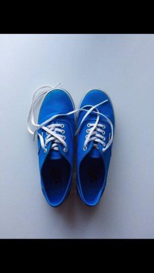 Blaue Vans Gr.38 wie NEU