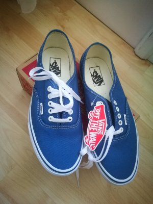 Blaue Vans Größe 42 *NEU*