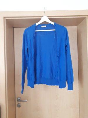 Orsay Gebreid vest blauw