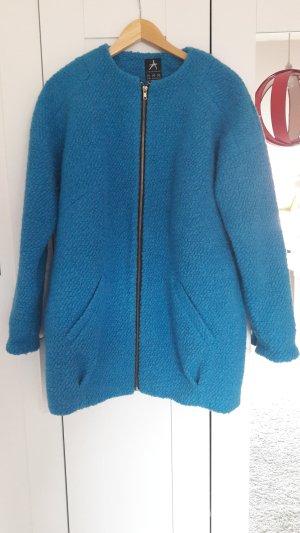 Blaue Winterjacke von Atmosphere Größe 40 Jacke
