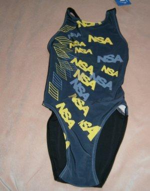 Blauer Badeanzug *Neu* Größe 38* NSA