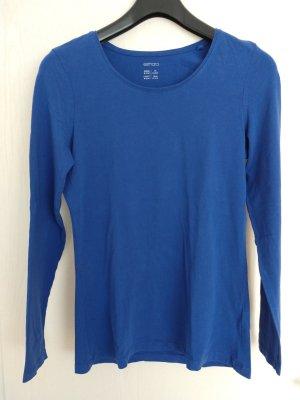 Esmara Longsleeve blue-cornflower blue
