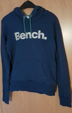 blauer Bench Kapuzenpullover