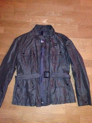 Blauer Between-Seasons Jacket green grey-khaki
