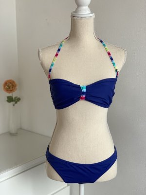 Blauer Bikini von She