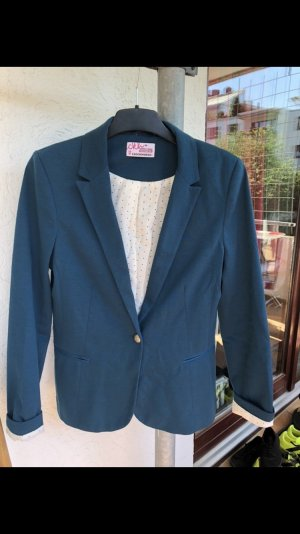 Clockhouse Sweat Blazer blue