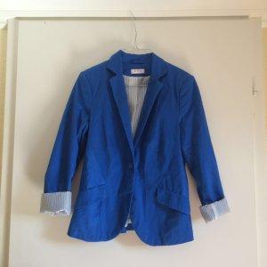 Blauer Blazer, von Orsay, Neu, 38