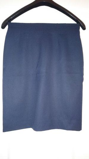 Blauer Bleistiftrock von H&M