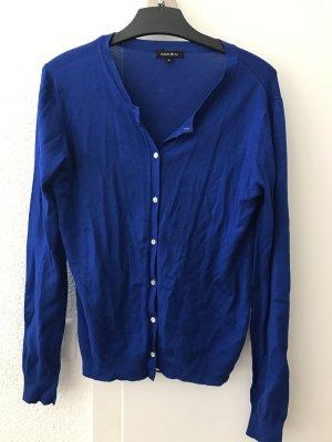 Blauer Cardigan von AMISU