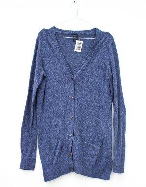 Blauer Cardigan von GAP in Größe S