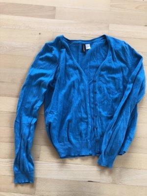 Blauer Cardigan von H&M