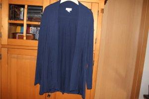 Blauer Cardigan von Peter Hahn, Größe 46 / 48