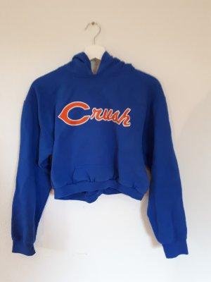 Gildan Capuchon sweater blauw