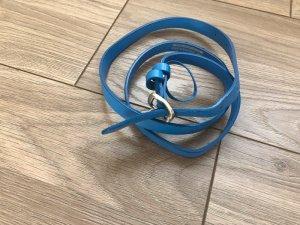 Blauer dünner Gürtel von TCM, Tchibo - Gr. 100cm