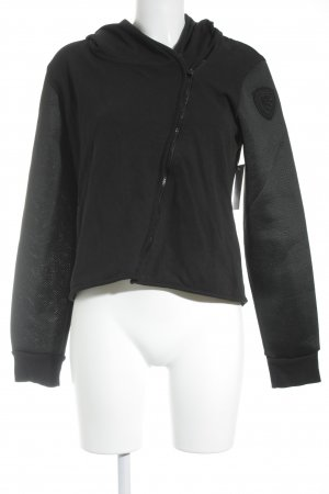 Blauer Fleece Jackets black simple style