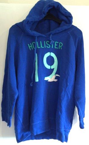 Blauer Hollister Pullover