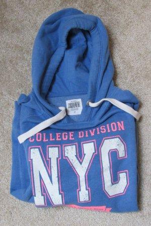 Blauer Hoodie (Sweater, Pullover)- super bequem