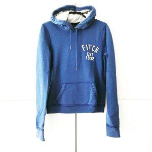 blauer hoodie von A&F