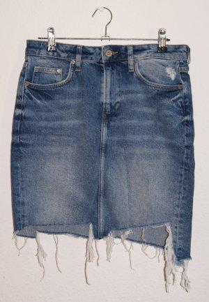 Blauer Jeansrock von H&M