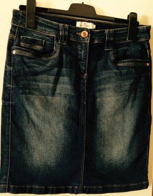 Blauer Jeansrock von Tom Tailor