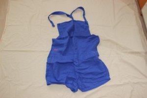 Blauer Jumpssuit / Latzhose