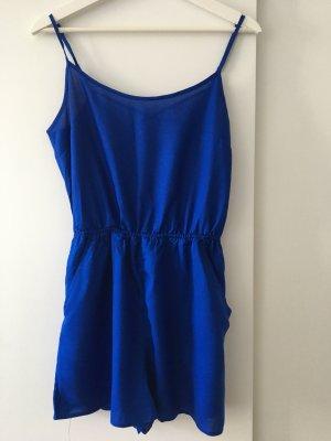 Blauer Jumpsuit H&M