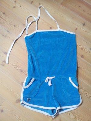 Blauer Jumpsuit von Superdry
