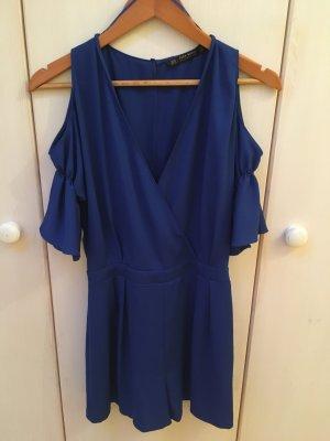 Blauer Jumpsuit von Zara