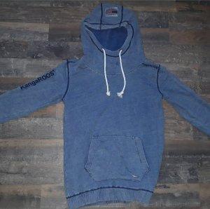 Blauer Kangaroos Pullover