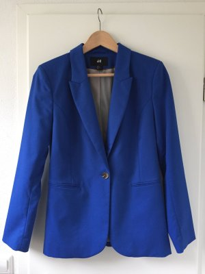 Blauer klassischer Blazer von H&M