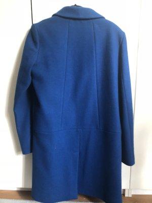 Ba&sh Wollen jas blauw