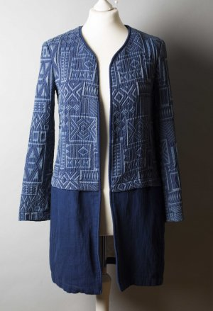 Zara Basic Manteau mi-saison multicolore
