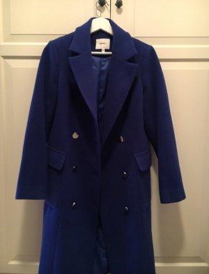 Blauer Mantel von Koton