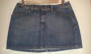 blauer mini Jeans Rock von Levis Größe M