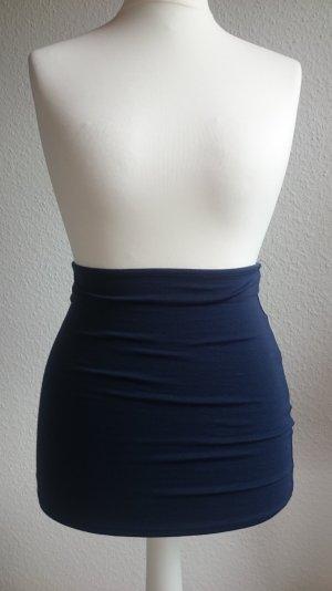 Blauer Minirock Größe 32
