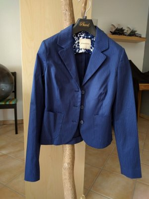 Blauer Nadelstreifenblazer von PHARD Gr. 36