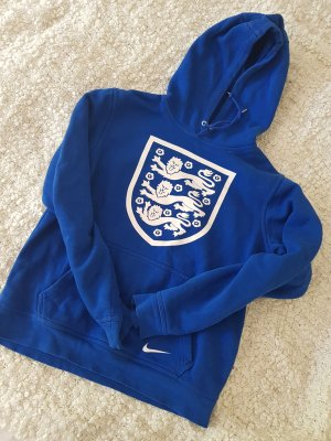 Nike Hooded Sweater blue