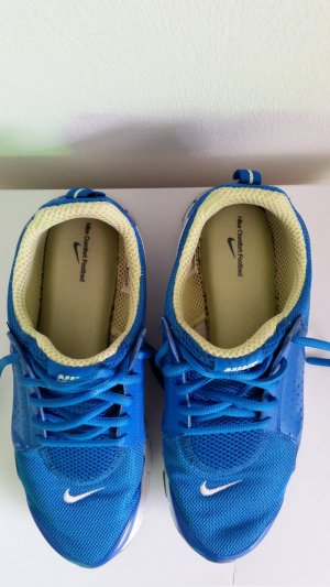 Blauer Nike Schuh in Gr. 40.5 / US9